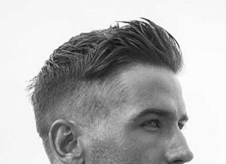 Men Fade Haircut