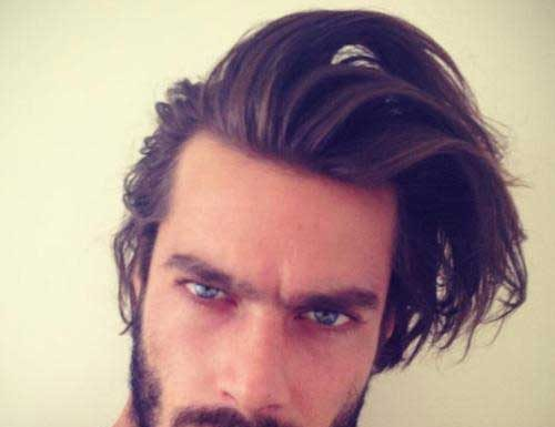 Best Mens Hairstyles for Long Faces
