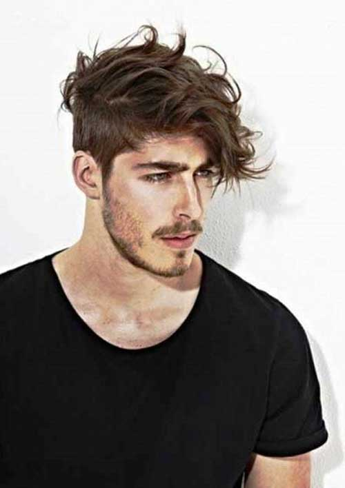how to style mens hair messy 50 best mens haircuts mens hairstyles 2018 7559 | Mens Messy Hair
