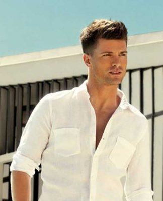 Cool Mens Short Hairstyles 2014