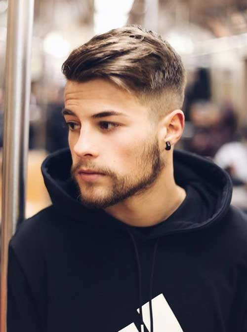 top hair style for man nowadays popular mens hair styles mens hairstyles 2018 8210 | 15.Mens Hair Style