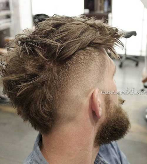 Mohawk Hairstyles The Best Mens Hairstyles Haircuts