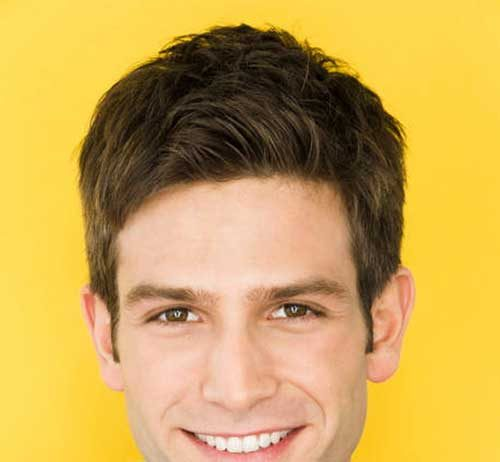 Nice Short Hairstyles Ideas for Guys