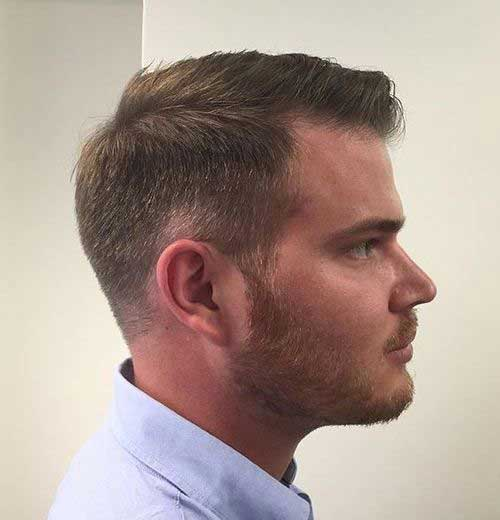 Very Stylish Military Haircuts For Men Mens Hairstyles 2018