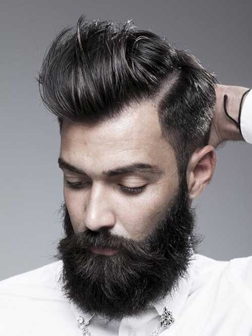 mustache styles for thin hair 35 haircuts mens hairstyles 2018 6173