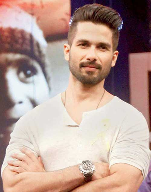 shahid kapoor hair style 35 haircuts for 2015 2016 mens hairstyles 2018 9558 | 24.Short Haircut for Men 2015