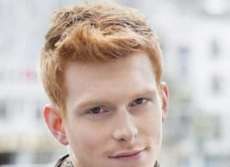 Mens hair color mens hairstyles 2017 10 guy with red hair pmusecretfo Choice Image