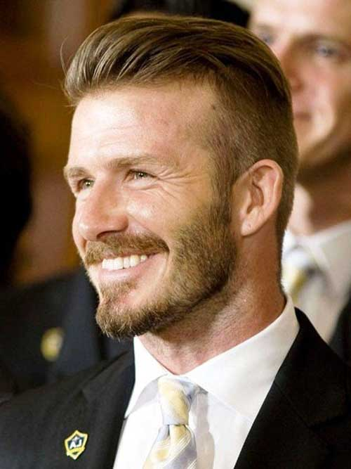 david beckam hair styles 25 david beckham hairstyles mens hairstyles 2018 5422
