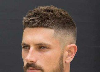 Popular Short Haircuts For Men 2017