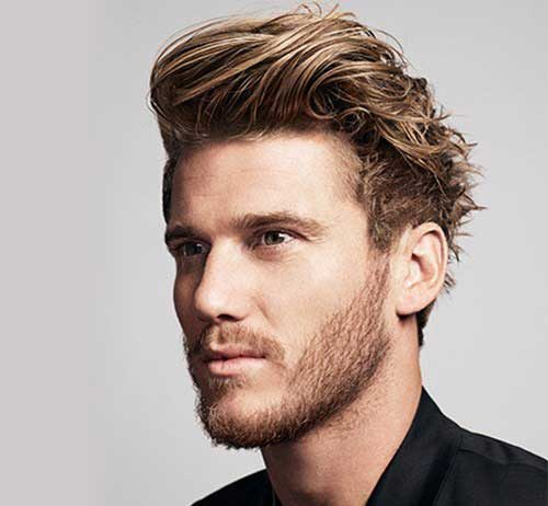 Fashionable Pompadour Hairstyles For 2017