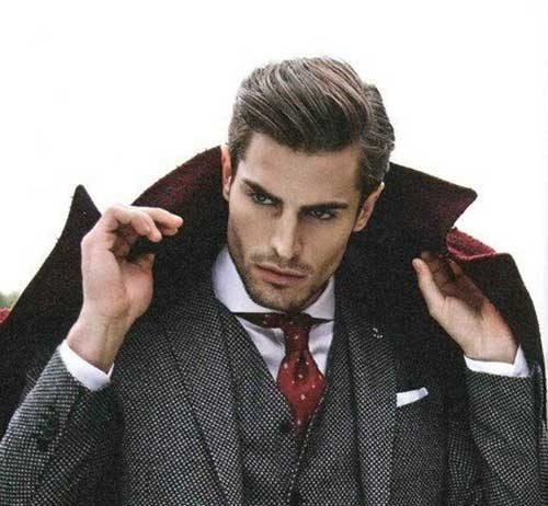 19 Classy Hairstyles For Men: Mens Hairstyles 2018