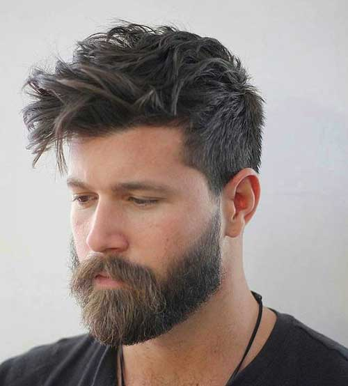 hair and beard styles hair and beard styles you need to see mens hairstyles 2018 5032