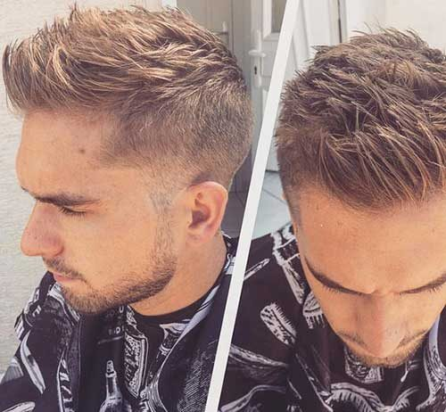 Guys Hairstyles | Mens Hairstyles 2018