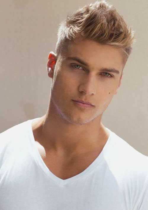 hair spiked styles 25 spiky haircuts for guys mens hairstyles 2018 8836