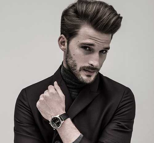 Business Hairstyles Mens Hairstyles 2018