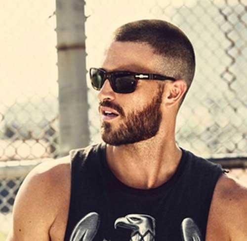 Short Bearded Men Styles For A New Outlook The Best Mens