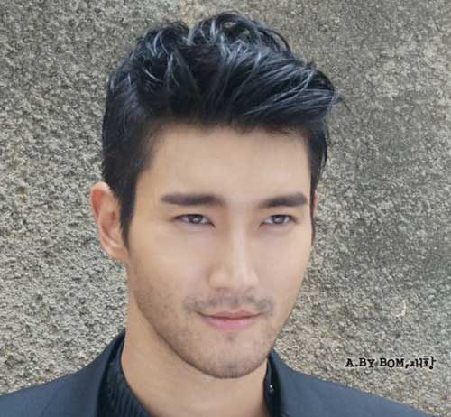 Asian Mens Hairstyles | Mens Hairstyles 2018