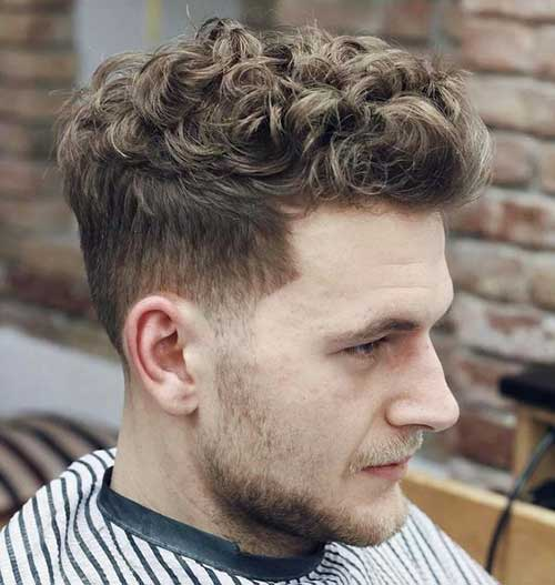 haircuts for curly hair for guys different hairstyle ideas for with curly hair mens 4219