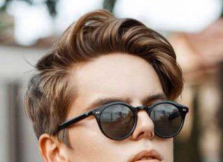 Mens Hair Color Mens Hairstyles 2018
