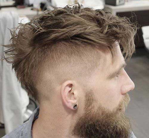 Messy Hairstyles | Mens Hairstyles 2018