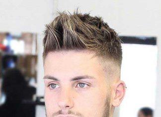 19 Medium Length Haircut Mid Fade