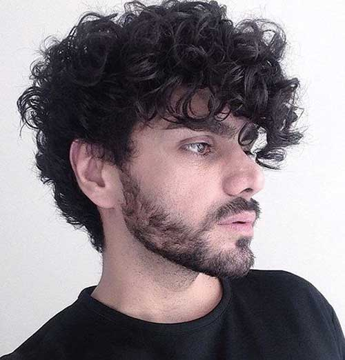 Best Curly Hairstyle Ideas for Men 2018 | The Best Mens ...