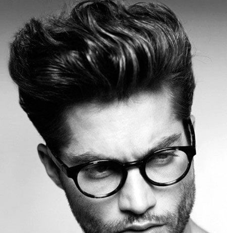 Thick Hair Mens Hairstyles 2018