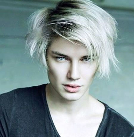 Blonde Hairstyles Mens Hairstyles 2018