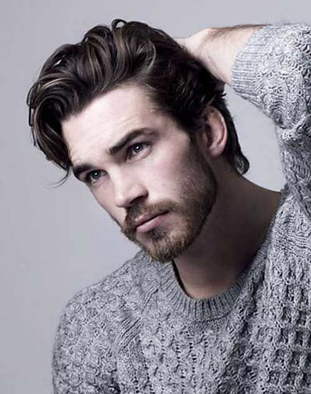 Guy Haircuts For Straight Thick Hair 63