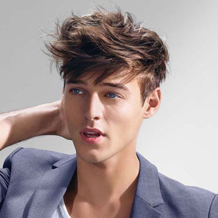15 Messy Hairstyles for Men