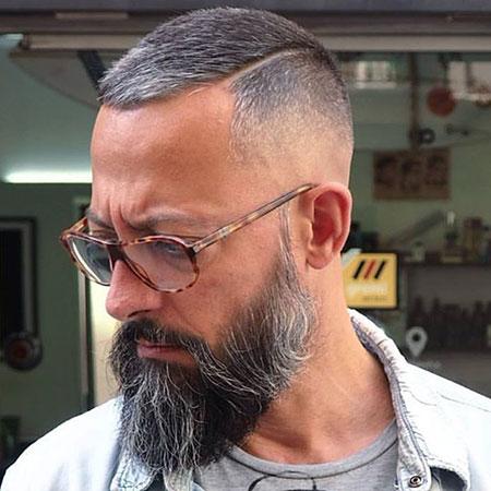 18 Beard Styles for Men with Short Hair