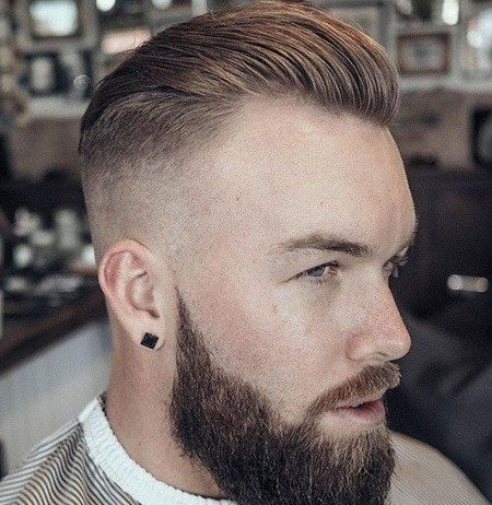 15 Hairstyles for Men with Oval Face
