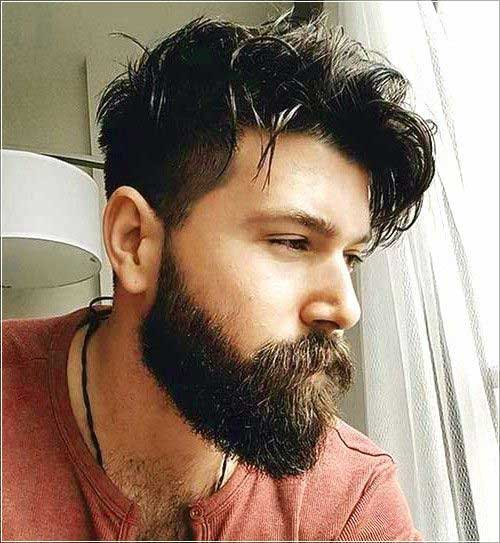 Medium Haircuts for Guys-15