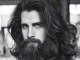 20+ Celebrity Men with Long Hair | Mens Hairstyles 2018