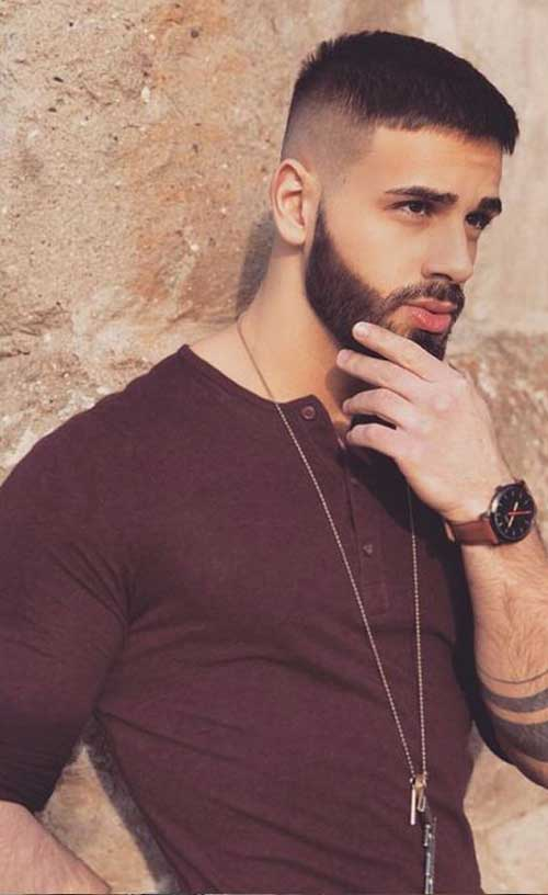Mens Short Haircuts-14