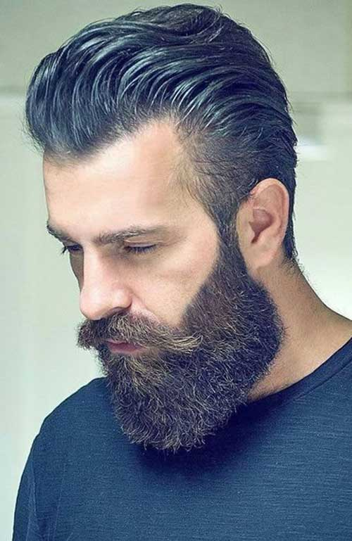 Pompadour Hairstyles for Men-6