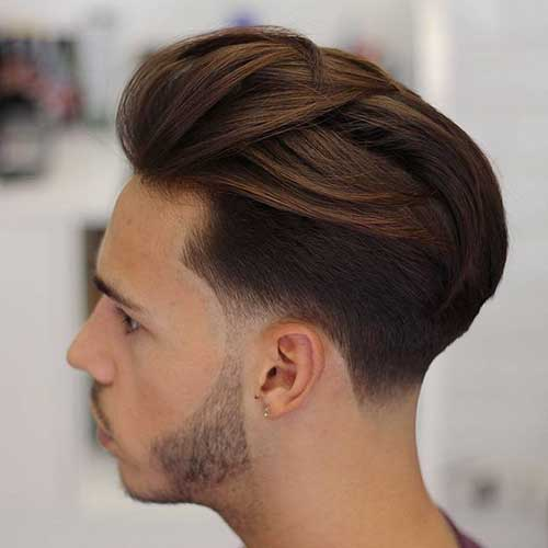 Medium Haircuts for Guys-7