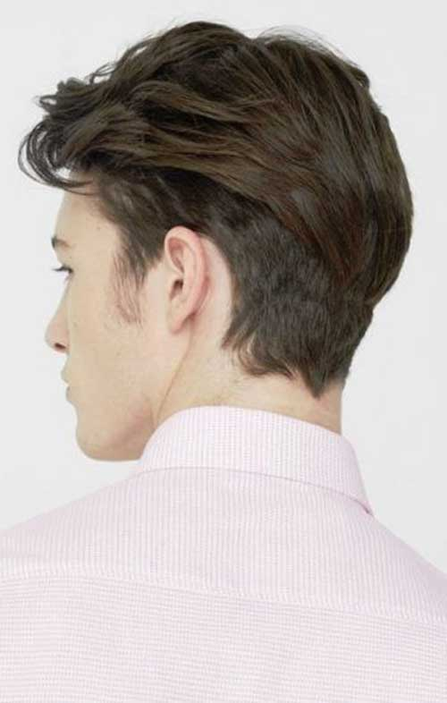 Medium Haircuts for Guys