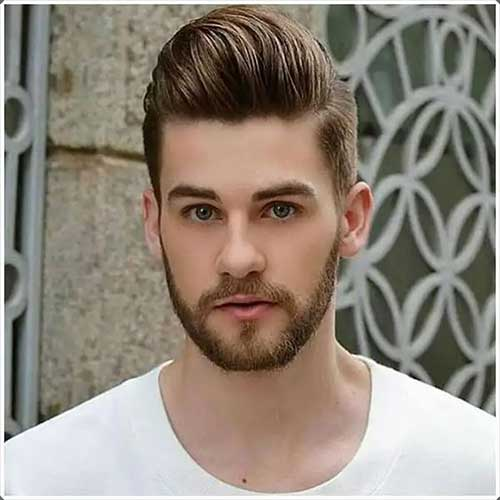 Pompadour Hair for Men