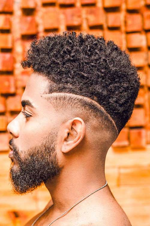 Afro Hairstyles for Men-10