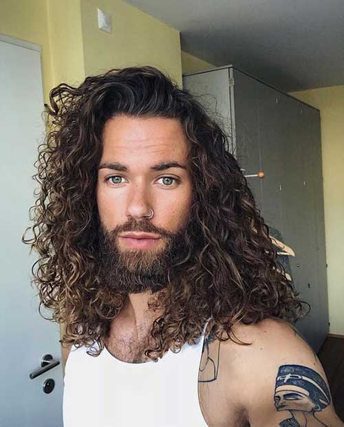 Men Long Hair Styles-15