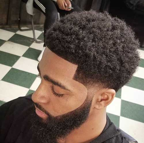 Afro Hairstyles for Men-8