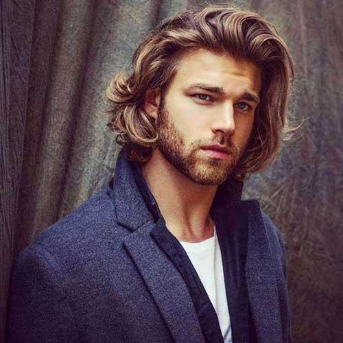 Men Long Hair Styles-8