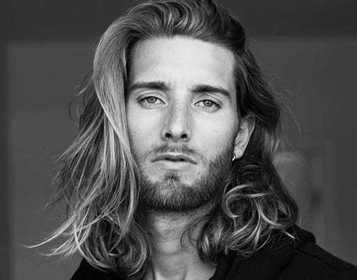 Men Long Hair Styles-9