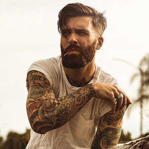 Hipster Men Hairstyles