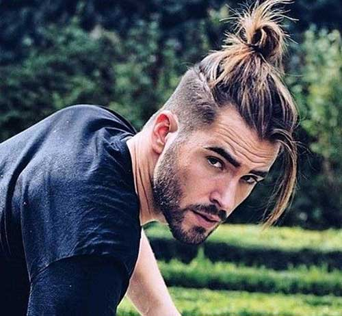 Long Hair Styles Men