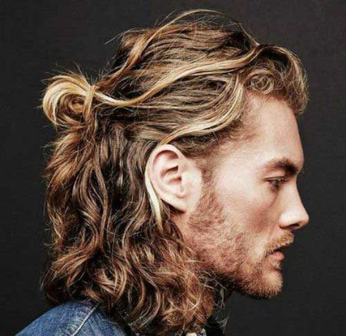 Mens Long Hairstyles   The Best Mens Hairstyles & Haircuts