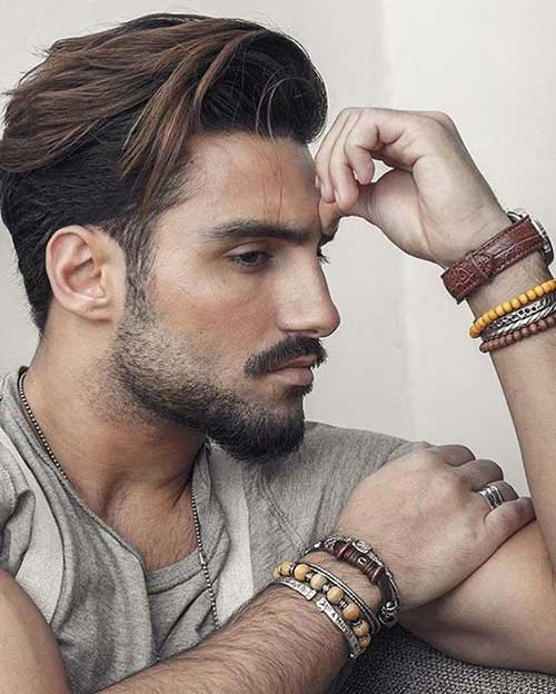 Short Side Hairstyles for Men