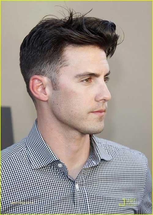 Medium Frisuren für Männer