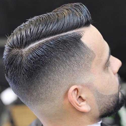 Classy Herren-Fade-Haarschnitt-10